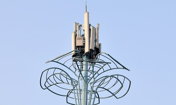 Trạm 5G MobiFone