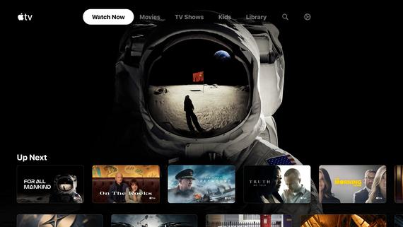 Apple TV trên TV Sony mang lại sự tiện dụng cho người dùng