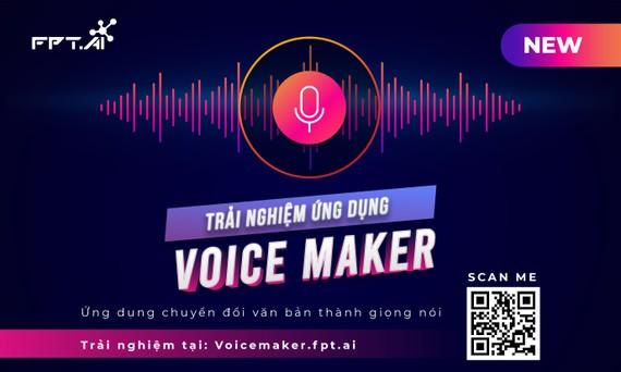 Voice Maker, ứng dụng chuyển đổi văn bản thành giọng nói