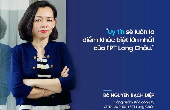 Tạo dựng uy tín, ứng dụng công nghệ để xây dựng FPT Long Châu