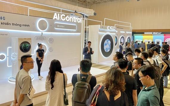 Samsung tuyệt tác công nghệ 2021 trình diễn nhiều công nghệ mới nhất của Samsung