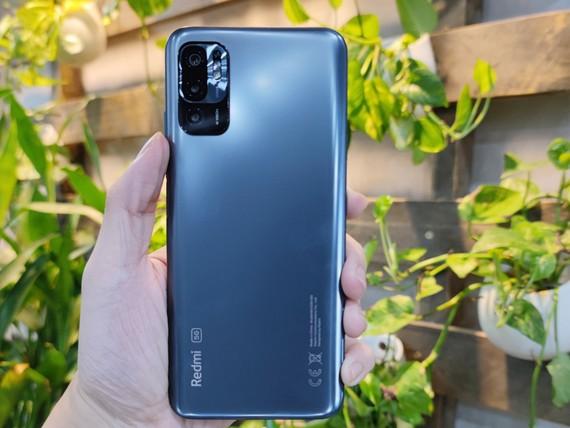 Redmi Note 10 5G, Redmi Note 10S lên kệ tại thị trường Việt Nam