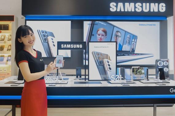FPT Shop dành tặng những ưu đãi giá trị và thiết thực nhất cho khách hàng chọn mua sản phẩm Samsung