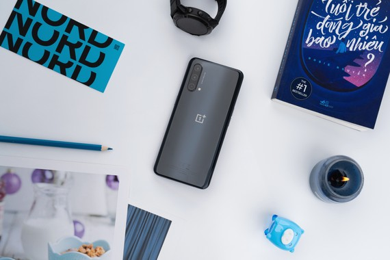 OnePlus Nord CE 5G đã cho đặt hàng