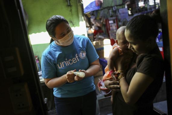Google.org cùng UNICEF hỗ trợ nhu cầu ứng phó khẩn cấp dịch Covid-19