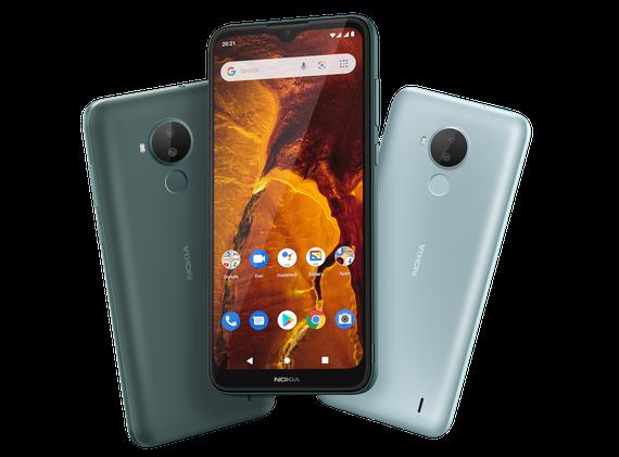 Nokia C30 vừa được HMD Mobile Việt Nam giới thiệu