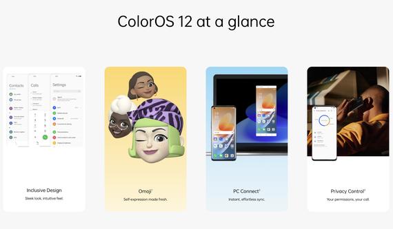 OPPO đã chính thức ra mắt hệ điều hành ColorOS 12 cho người dùng toàn cầu