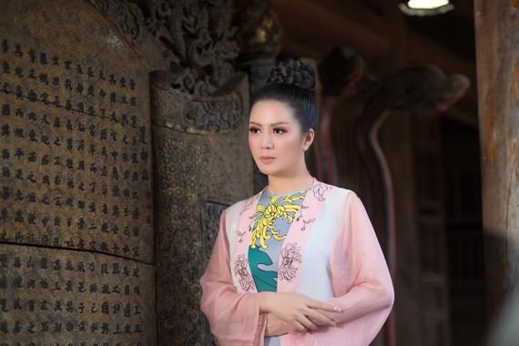 Hoa hậu Hiền Anh