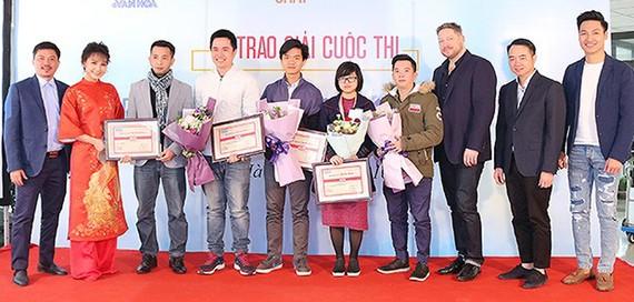 Các tác giả đoạt giải của cuộc thi