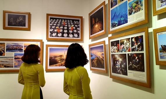Triển lãm Festival Nhiếp ảnh trẻ 2019