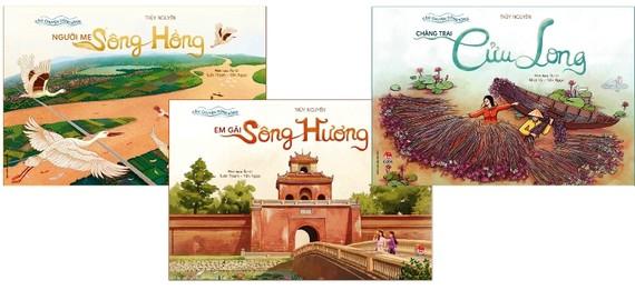 Câu chuyện về những dòng sông chảy trong lòng nước Việt