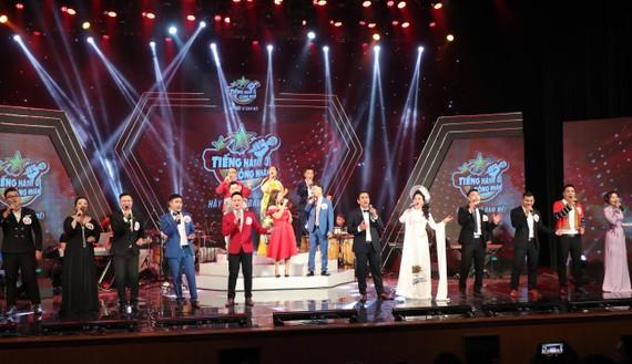 Giọng ca đến từ Sơn La giành vị trí quán quân Tiếng hát công nhân 2020