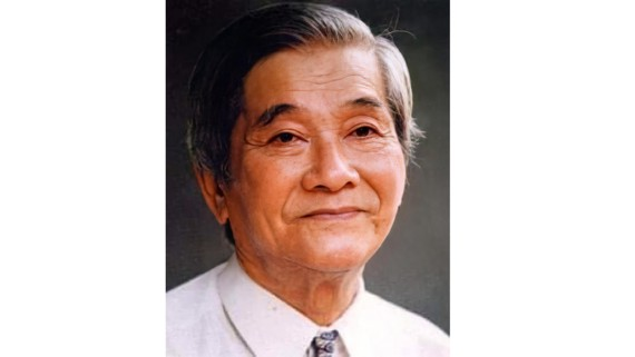 Nhà thơ Nguyễn Xuân Sanh
