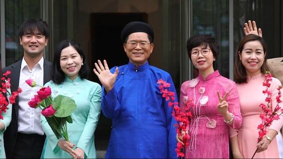 Thông điệp đặc biệt của Đại sứ Hàn Quốc tại Việt Nam với video 'Khúc xuân'