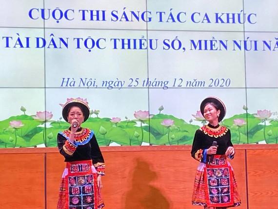 """""""Để mình nói cho Mị nghe""""- đoạt giải Nhất sáng tác ca khúc về dân tộc thiểu số và miền núi 2020"""