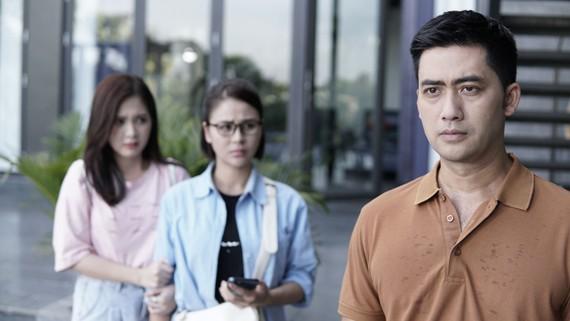 ''Mặt nạ gương'' - phần mới của series phim truyền hình ''Cảnh sát hình sự'' chuẩn bị lên sóng