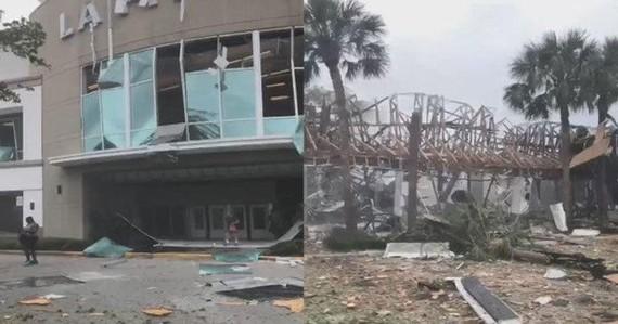 美一家購物中心爆炸  20人受傷