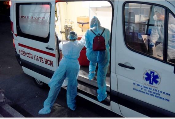 第122例新冠肺炎病例是從泰國入境越南