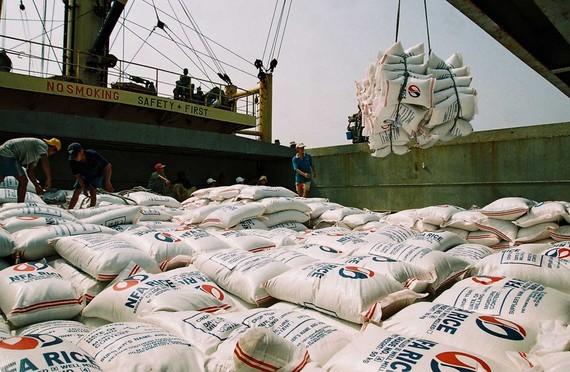 越南停止出口大米