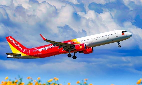 越捷獲評選為2020年度最佳貨運廉價航空公司。