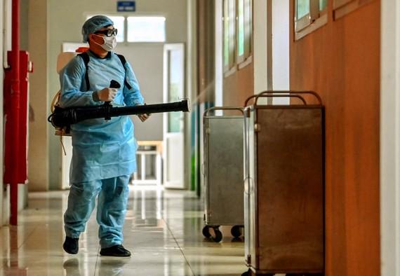 全國上午新增4374例新冠病例