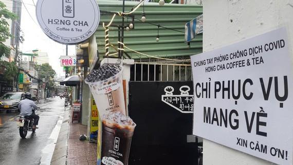 餐飲店每天上午6時至下午6時可恢復外賣服務。(圖源:緣潘)