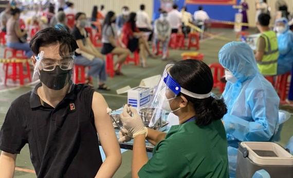 本市繼續接收逾5萬劑阿斯利康疫苗