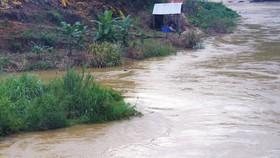 同奈河洪水超3級警戒線