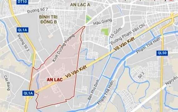 Trình UBND TPHCM 8 đồ án quy hoạch phân khu tại Bình Tân chậm nhất là ngày 13-3