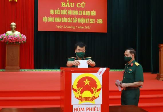 Bắc Ninh tổ chức bầu cử sớm cho hơn 3.200 cử tri
