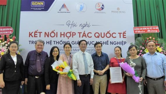 Hội GDNN TPHCM ra mặt Ban hợp tác quốc tế