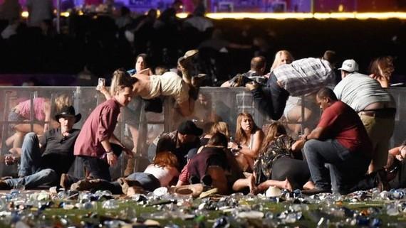 IS nhận chủ mưu vụ xả súng ở Las Vegas