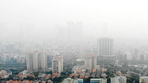 Hanoi records very poor air quality