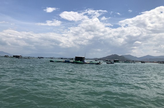 Khanh Hoa Province develops marine aquaculture. (Photo: SGGP)