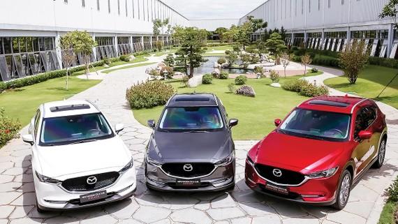 Mazda CX-5 mới - Sản phẩm thế hệ 6.5 của Mazda đã chính thức ra mắt tại Việt Nam