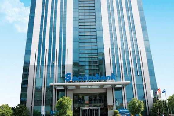 Sacombank sắp có khoảng 2.500 tỷ đồng nếu bán cổ phiếu quỹ thành công. Ảnh: STB