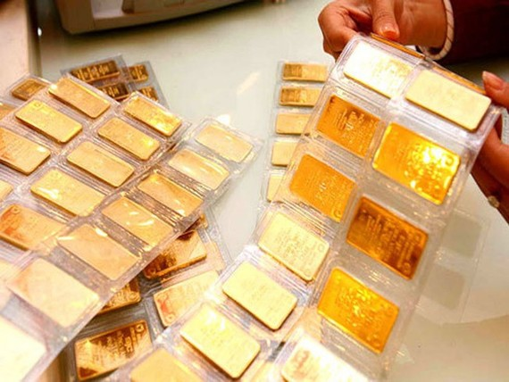 Giá vàng trong nước cao hơn thế giới 7,6 triệu đồng/lượng