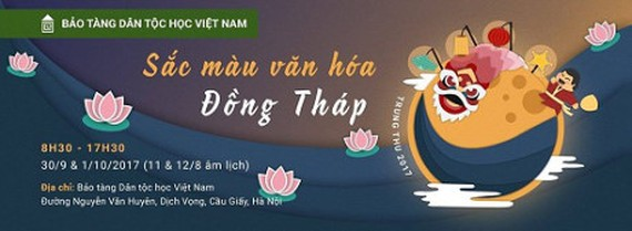 Dong Thap province's culture presented in Hanoi