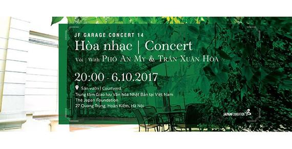 Concert presents new Japanese, Vietnamese music