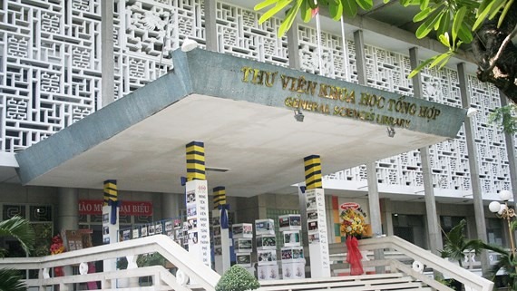 Ho Chi Minh City's General Sciences Library