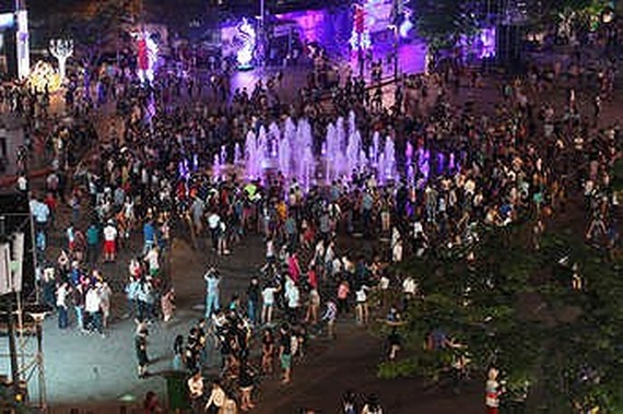 New Year's Eve countdown to be held in Nguyen Hue walking street