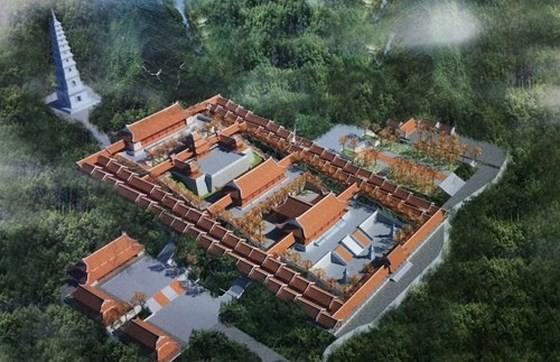 The West Yen Tu holy land