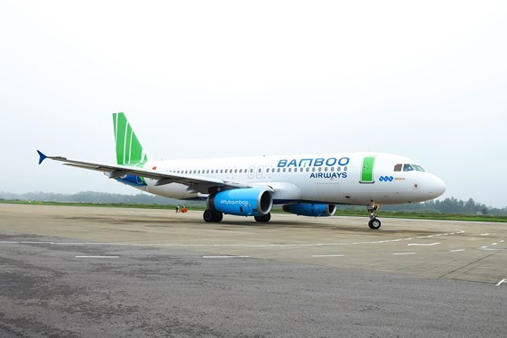 Bamboo Airways launches four local routes connecting Vinh and main cities