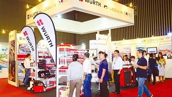 The 3rd Automechanika HCMC 2019 opens