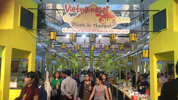 Week of Vietnamese goods in Thailand to be held in September