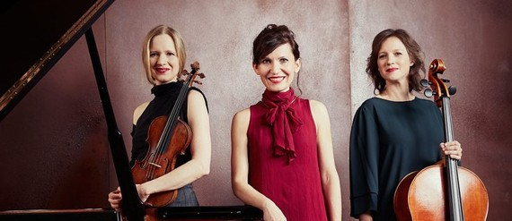 Germany's Boulanger Trio present its concert in HCMC