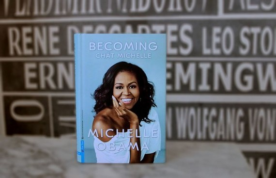 Michelle Obama's memoir 'Becoming' released in Vietnam