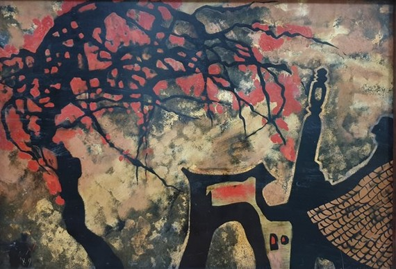 Exhibition honors late painter, composer Nguyen Duc Toan