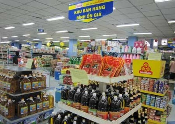 79 companies have signed up for HCM City's year-long price stabilisation programmes that began last April (Photo: VNA)