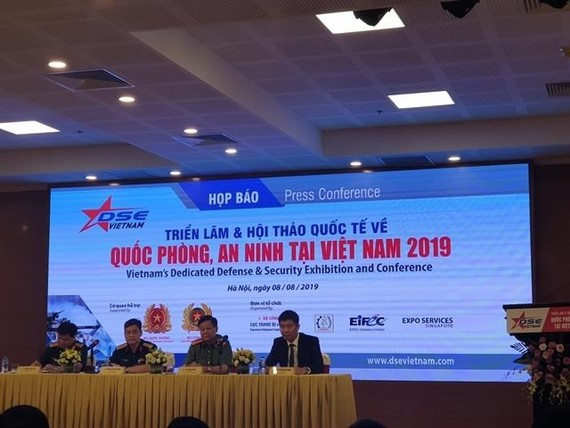 DSE Vietnam 2019 is being organised by two Vietnamese ministries in collaboration with Eifec Company (Source: VNA)